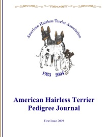 AMERICAN HAIRLESS TERRIER PEDIGREE JOURNAL