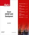 Secure ASPNET AJAX Development Digital Short Cut