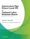 Journeymen Pipe Fitters Local 392 V National Labor Relations Board