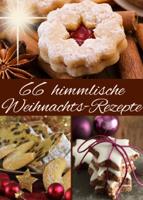 Emmie Landvogter - 66 himmlische Weihnachts-Rezepte: Backen im Advent & an Weihnachten artwork
