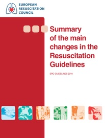 Summary Of The Main Changes In The Resuscitation Guidelines