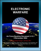 Air Force Doctrine Document 3-13.1: Electronic Warfare, Electronic Attack, Electronic Protection, Disruption, EW and Major Battles (Normandy Landing, Vietnam, Desert Storm)