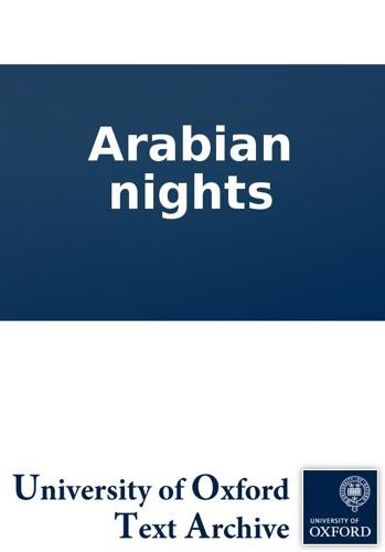 Anonymous - The Arabian Nights