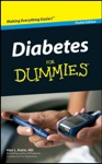 Diabetes For Dummies  Pocket Edition