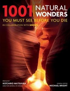 1001 Natural Wonders da Michael Bright