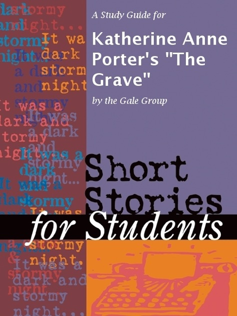 the grave by katherine porter