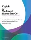 Vegich V Mcdougal Hartmann Co