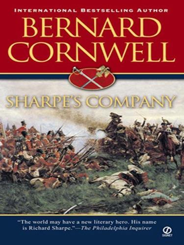 Bernard Cornwell - Sharpe's Company