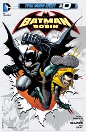 Batman and Robin (2011- ) #0 book