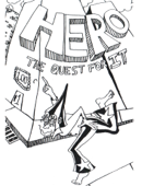 HERO THE QUEST FOR IT #1