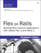 Flex On Rails: Building Rich Internet App...