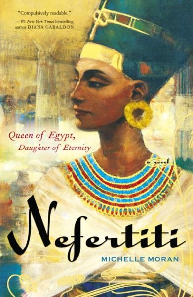Nefertiti - Michelle Moran book cover