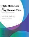 063094 State Minnesota V City Mounds View