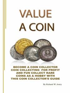Value a Coin Book Cover