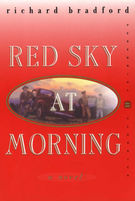 Richard Bradford - Red Sky at Morning book