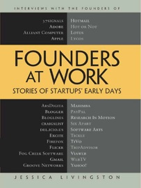 Founders at Work - Jessica Livingston