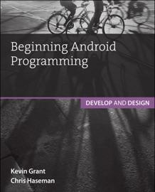 Beginning Android Programming