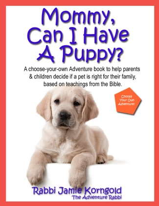 Mommy Can I Have a Puppy? image