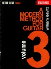 A Modern Method For Guitar - Volume 3 Music Instruction