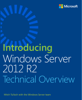 Mitch Tulloch & Windows Server Team - Introducing Windows Server 2012 R2 artwork