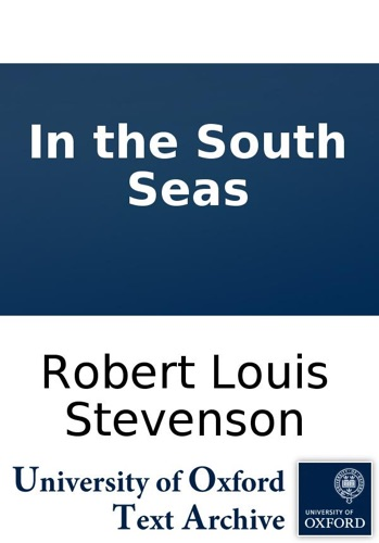 Robert Louis Stevenson - In the South Seas
