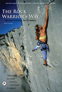 The Rock Warrior's Way Book Cover