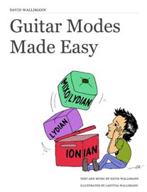 Guitar Modes Made Easy book