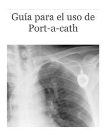 Port A Cath