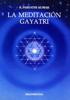 Sri K. Parvathi Kumar - La Meditación Gayatri ilustración