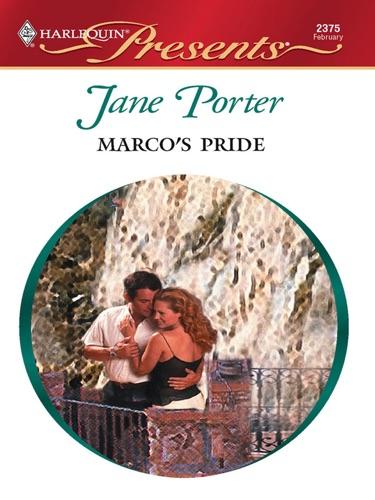 Jane Porter - Marco's Pride