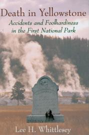 Death in Yellowstone book
