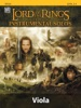 The Lord of the Rings: Viola Instrumental Solos