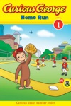 Curious George Home Run CGTV Early Reader