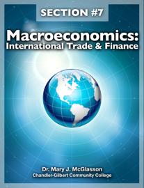 Macroeconomics: International Trade & Finance book