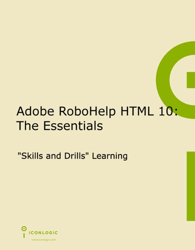 Adobe RoboHelp HTML 10 The Essentials