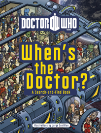 Doctor Who: When's the Doctor? book
