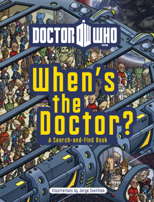 Doctor Who: When's the Doctor? - Penguin Books Ltd book