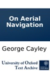 On Aerial Navigation
