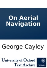 On Aerial Navigation