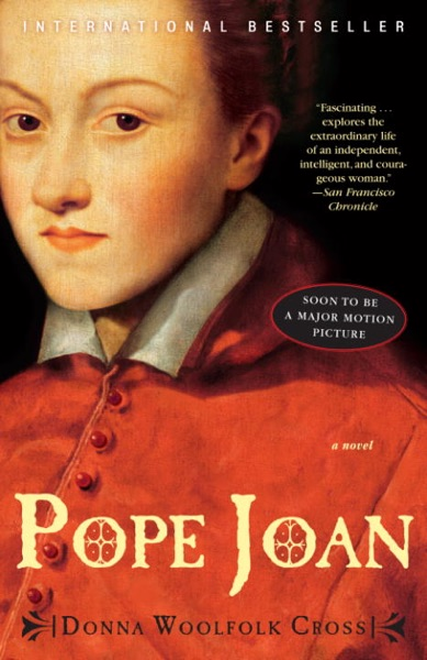 Pope Joan - Donna Woolfolk Cross book cover
