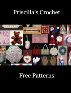 Priscilla's Crochet Free Patterns Book Review