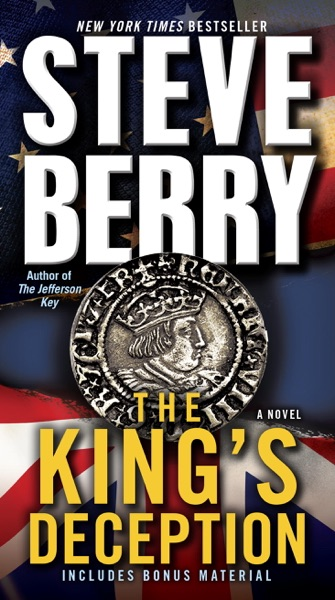 The King's Deception - Steve Berry book cover