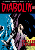 DIABOLIK (166) Book Cover