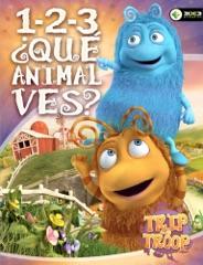 1, 2, 3 ¿Qué animal ves?