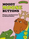 Sweet Pickles Moody Moose Buttons