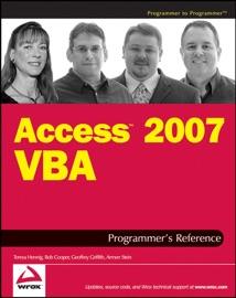 Access 2007 VBA Programmer's Reference - Teresa Hennig, Rob Cooper, Geoffrey L. Griffith & Armen Stein