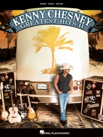 KENNY CHESNEY - GREATEST HITS II (SONGBOOK)