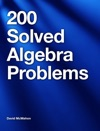 200 Solved Algebra Problems