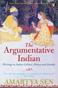 The Argumentative Indian Book Cover