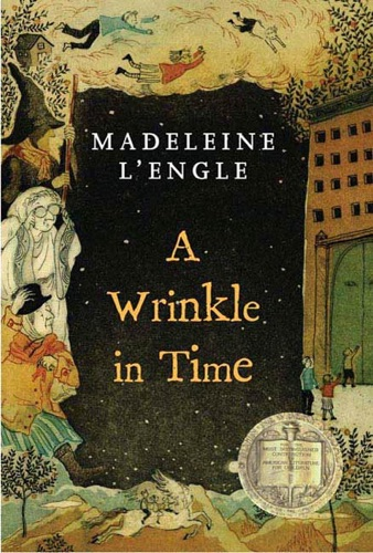A Wrinkle in Time - Madeleine L'Engle - Madeleine L'Engle